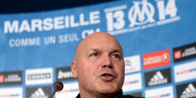 José Anigo, le 9 décembre à Marseille.