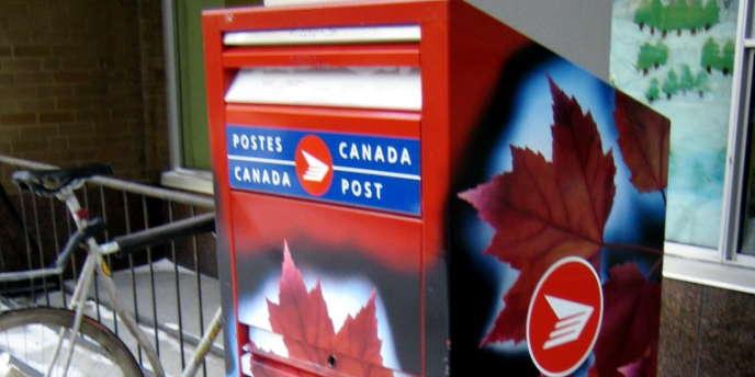 La poste canadienne a annoncé un vaste plan d'économies pour retrouver l'équilibre financier.