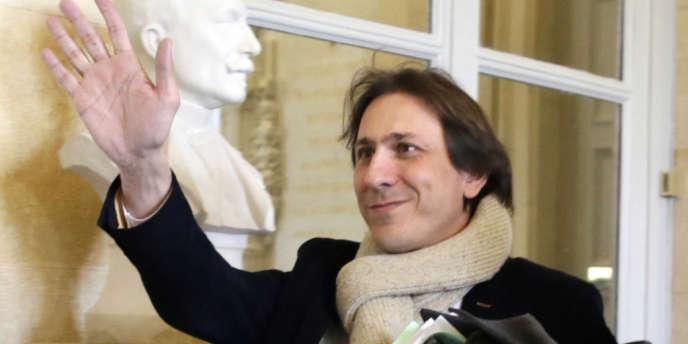 Jérôme Guedj, député de l'Essonne et président du Conseil général du département.