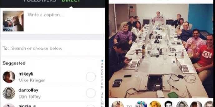 Instagram, Snapchat, selfies… Les mobinautes ont pris l'habitude de mitrailler leur quotidien. Une tendance qui devrait se poursuivre selon les experts du salon Netexplo.