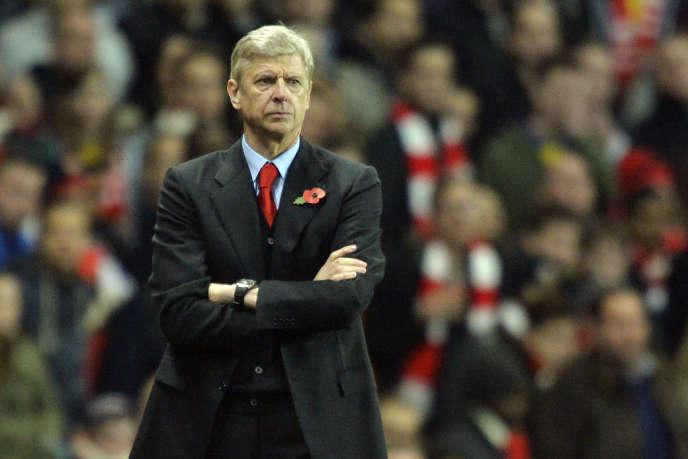 Arsene Wenger, le 29 octobre à Londres.