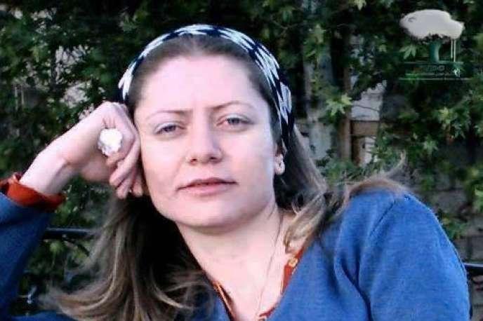 Razan Zaitouneh.