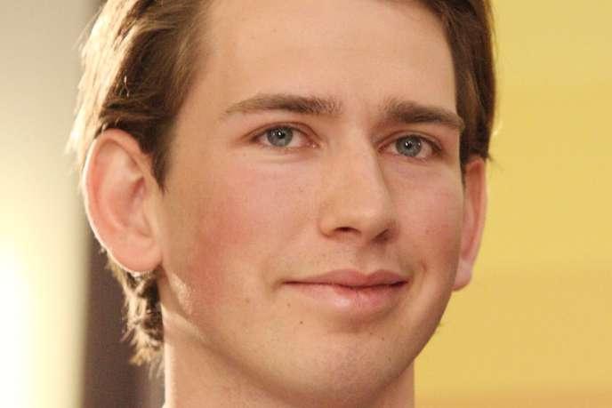 Le nouveau ministre des affaires étrangères autrichien, Sebastian Kurz, est un néophyte âgé de 27 ans.