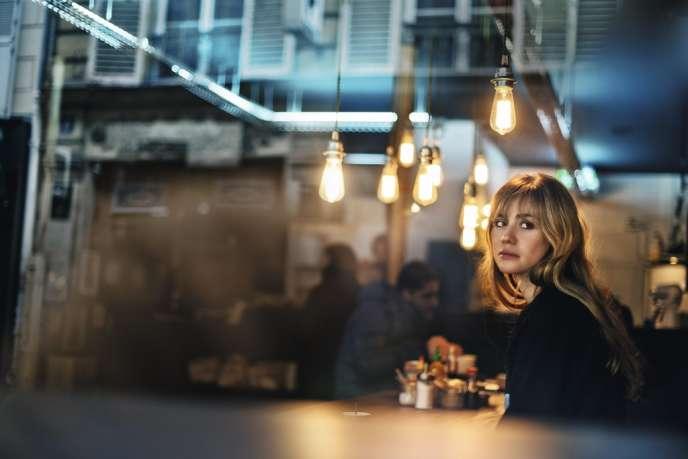 Katell Quillévéré, 33 ans, s'était déjà fait remarquer avec son premier long-métrage