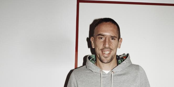Franck Ribéry moqué en France, adulé en Allemagne.
