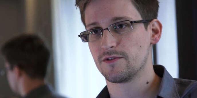 Edward Snowden, en juin 2013.