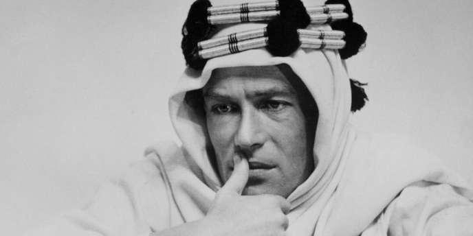 Peter O'Toole, l'interprète magnétique de T. E. Lawrence dans le film de David Lean,