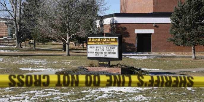Le drame de Centennial porte à 28 le nombre de fusillades survenues cette année pendant les heures de cours dans des établissements scolaires américains.