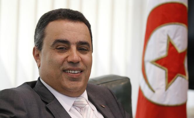 Medhi Jomâa, le 25 juin à Tunis.