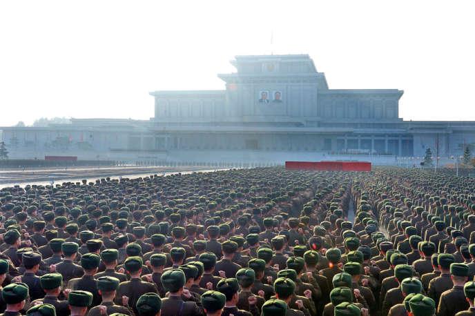 Un rapport de l'ONU diffusé lundi affirme que la Corée du Nord commet des violations « systématiques et étendues » des droits de l'homme.