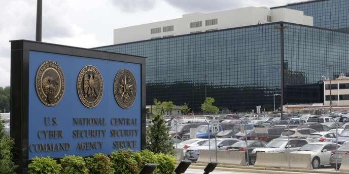 Le siège de l'Agence nationale de sécurité américaine, à Fort Meade (Maryland).