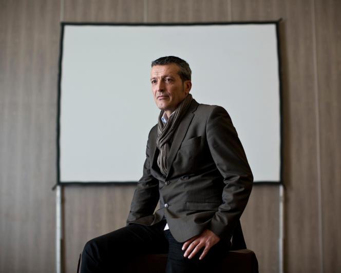 Edouard Martin, candidat PS aux élections européennes dans le Grand-Est.