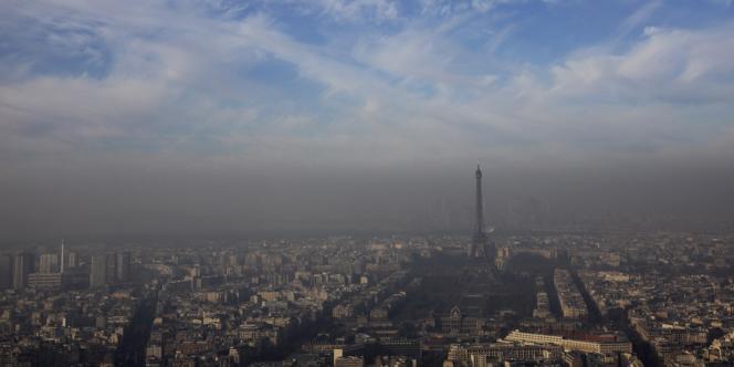 A Paris, le 12 décembre.