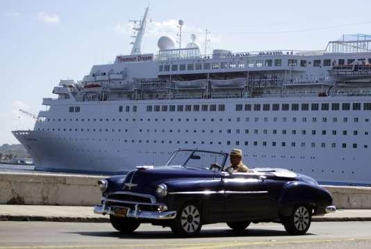 Le port de La Havane.
