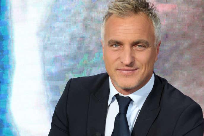 David Ginola, nouveau consultant de Canal+.