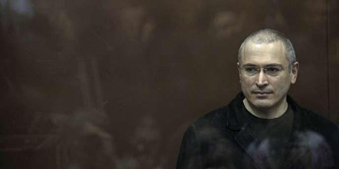 Mikhaïl Khodorkovski (ici en 2010) a été libéré du camp où il purgeait sa peine après la grâce accordée par le président Poutine.