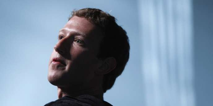 Mark Zuckerberg, dirigeant de Facebook, en septembre2013.