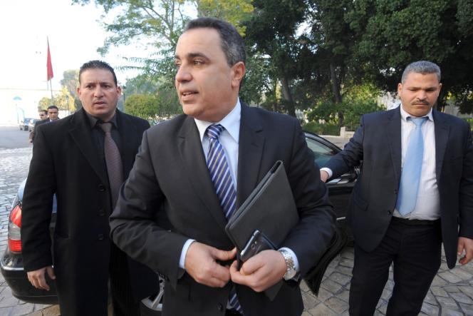 Le nouveau premier ministre Mehdi Jomaa mercredi 18 décembre 2013 à Tunis.