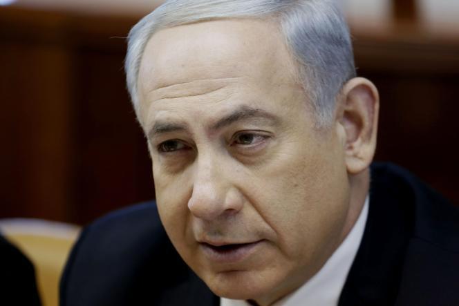 Benyamin Nétanyahou, à Jérusalem, le 22 décembre.