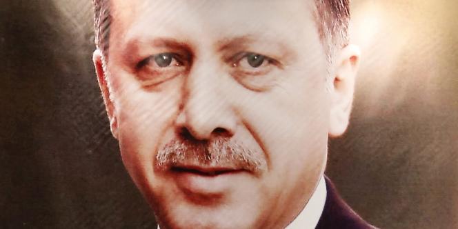 Turquie, le Premier Minsitre Erdogan à Ankara le 25 Décembre