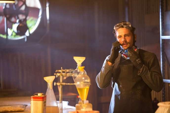 James Franco dans le film américain de Gary Fleder,