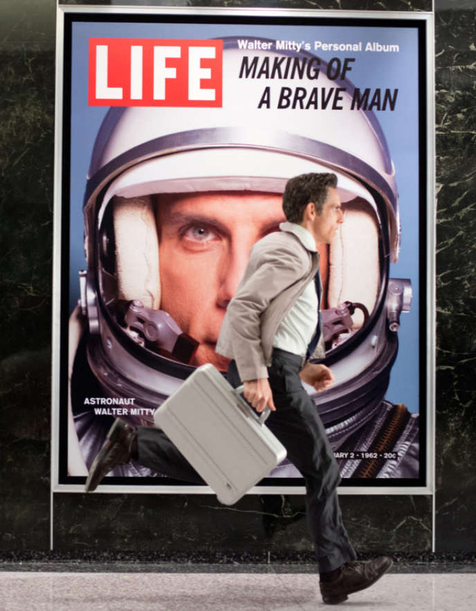 Ben Stiller dans le film américain,