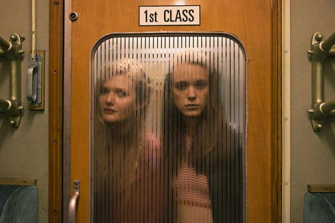 Sophie Kennedy Clark et Stacy Martin dans le film danois, allemand, français et belge de Lars von Trier,