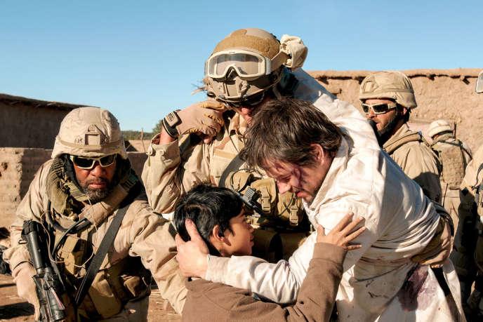 Mark Wahlberg dans le film américain de Peter Berg,