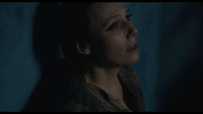 Nathalie Boutefeu dans le film français d'Antoine Barraud,