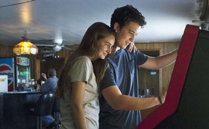 Shailene Woodley et Miles Teller dans le film américain de James Ponsoldt,