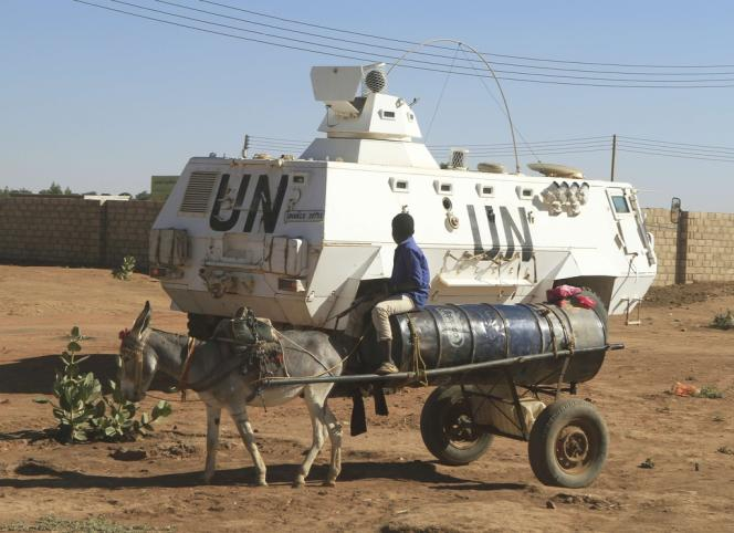 Les violences au Darfour ont fait au moins 300 000 morts et près de deux millions de personnes ont été déplacées en 11 ans de conflit, selon l'ONU.