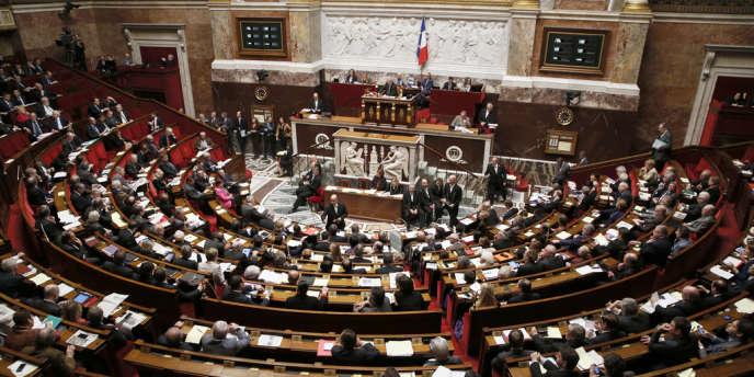 L'Assemblée nationale, le 11 décembre 2013.