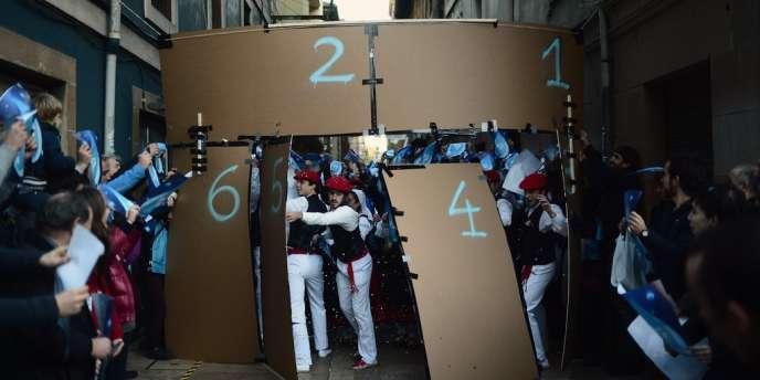 Ouverture symbolique d'une prison, le 7 décembre, à Durango.