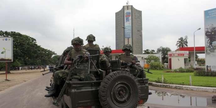 Plusieurs attaques ont eu lieu, lundi, principalement dans la capitale, Kinshasa, et dans la deuxième ville du pays, Lubumbashi.