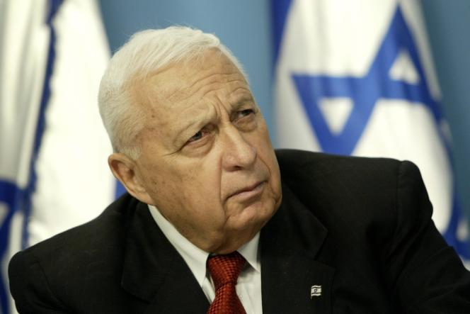Ariel Sharon était plongé depuis 2006 dans un coma profond après une attaque cérébrale.