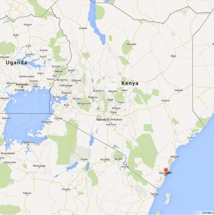 Deux explosions ont provoqué la mort de plusieurs personnes à Mombasa, dans le sud-est du Kenya.