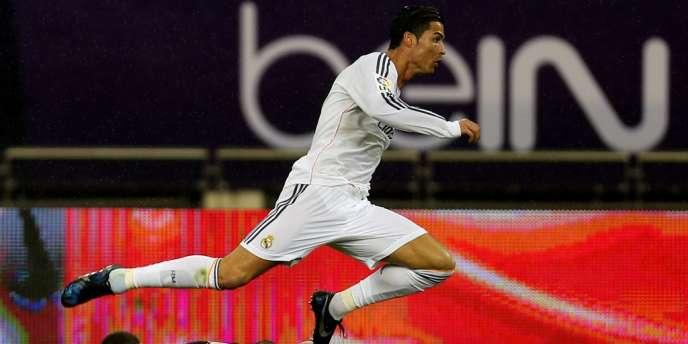 Cristiano Ronaldo, le 2 janvier, à Doha.