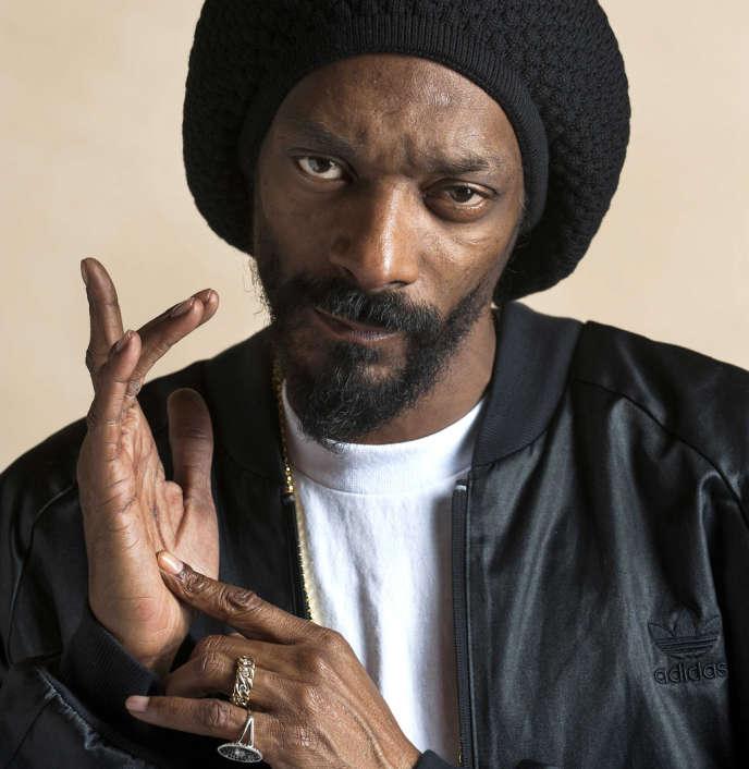Snoop Dogg, le 27 mars 2013, à Londres.