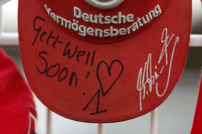 Michael Schumacher, dans le coma après un accident de ski, a eu 45 ans ce vendredi 3 janvier.