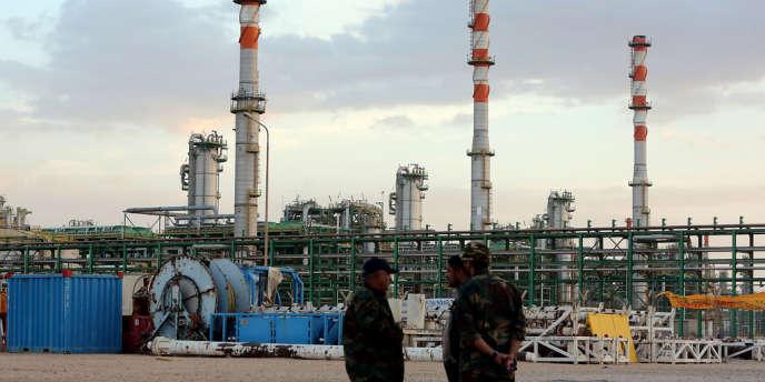 La région de Mellitah abrite un complexe gazier géré par Mellitah Oil and Gas, une société mixte détenue à parts égales par le groupe italien ENI et la Compagnie nationale pétrolière de Libye (NOC). Il fournit l'Italie en gaz via le gazoduc Greenstream.