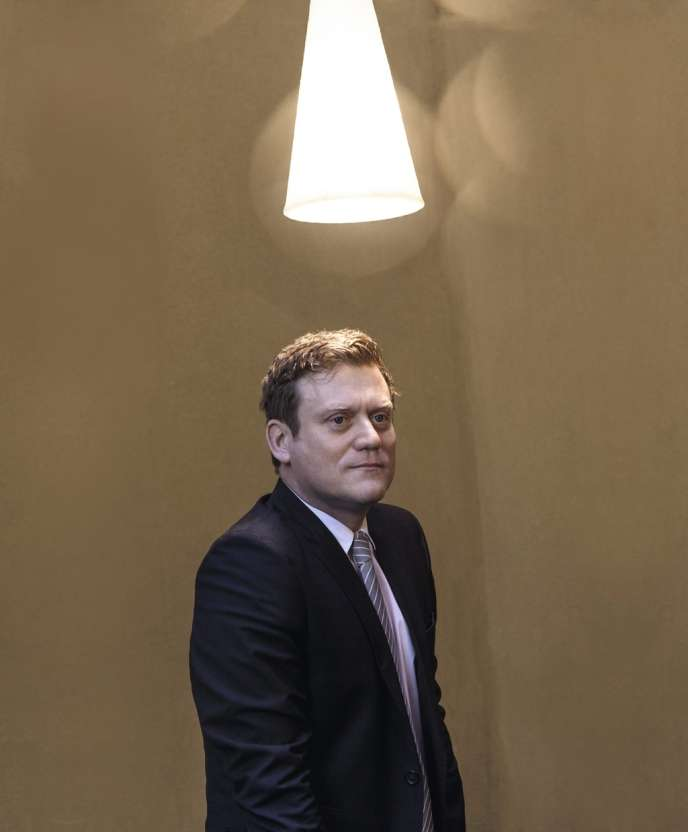 Benoît Thieulin dans son bureau parisien, le 24 décembre 2013.