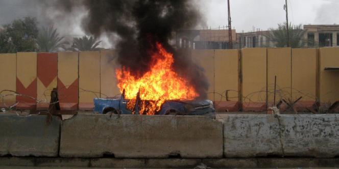 Les combats font rage à Fallouja, à l'ouest de Bagdad, entre les djihadistes et les forces de l'ordre.