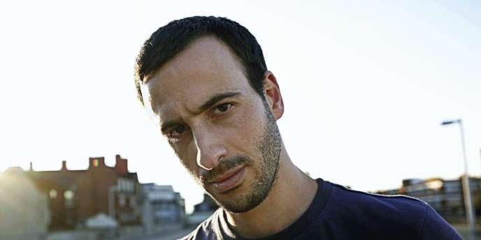 Le chorégraphe et compositeur israélien Hofesh Shechter.