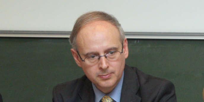 Dominique Giorgi est le président du comité économique des produits de santé.