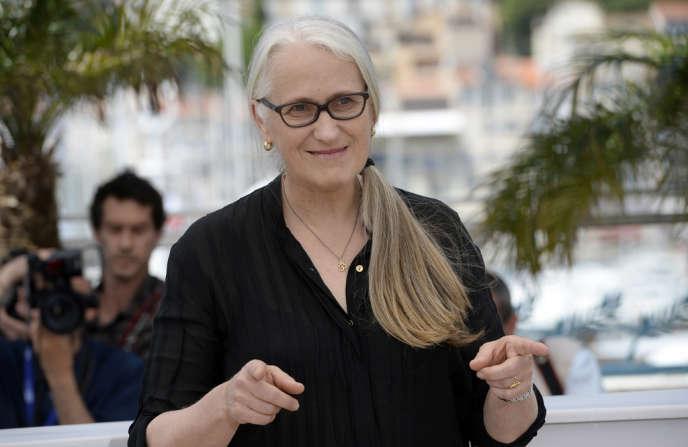 La réalisatrice Jane Campion lors du 66e Festival de Cannes, le 22 mai 2013.