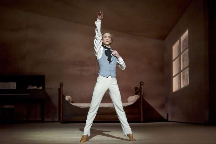David Hallberg dans