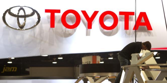 La chute de la devise nippone est le principal facteur d'amélioration des finances des exportateurs japonais, Toyota compris.