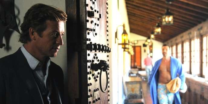 La série américaine « Mentalist » est diffusée sur TF1.