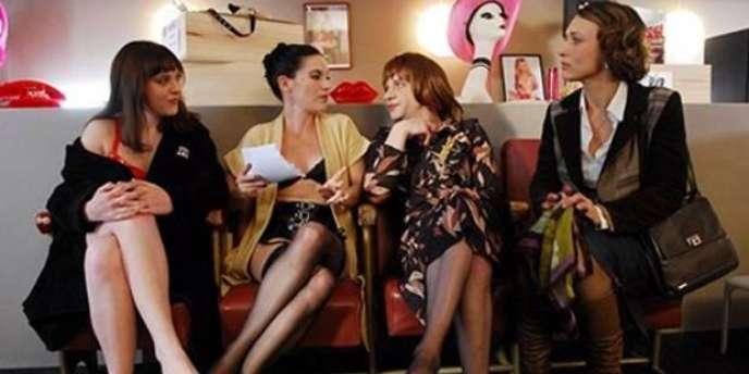 Capture d'écran de la série
