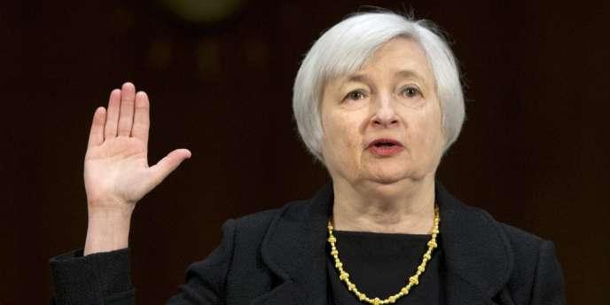 Mercredi 30 avril, Janet Yellen, la présidente de la Réserve fédérale (Fed), a annoncé qu'elle allait réduire de 10 milliards de dollars supplémentaires ses injections de liquidités dans l'économie américaine.